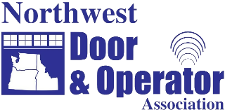 Logo, Northwest Door & Operator Association